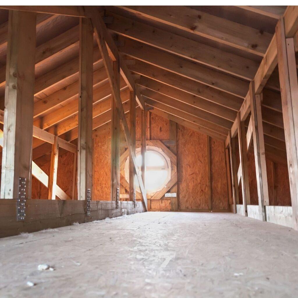 attic cleanout